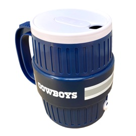 Dallas Cowboys Water Cooler Mug