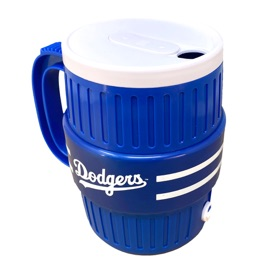 Los Angeles Dodgers Water Cooler Mug