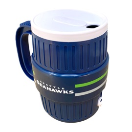 Seattle Seahawks Water Cooler Mug