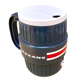 Houston Texans Water Cooler Mug